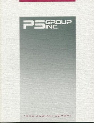 1986 Annual Report (PS Group)