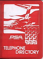 1987 Phone directory