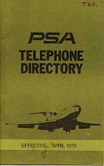 1978 Phone directory