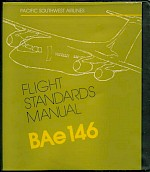 BAe-146 Flight Standards Manual