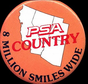 1980 PSA Country button