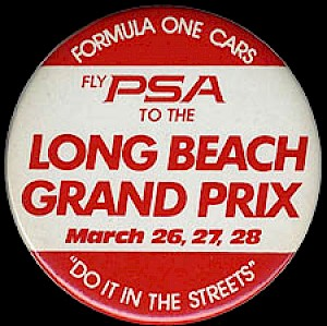 1981 Formula One button