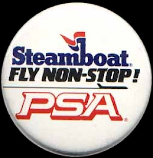 1986 Steamboat Springs button
