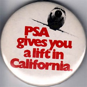 PSA gives you a lift in California button