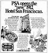 Advertisement, 1973 (PSA Hotels) (#19)